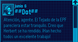 Nuevo mensaje de Dot Tony Time Club Penguin Awesome